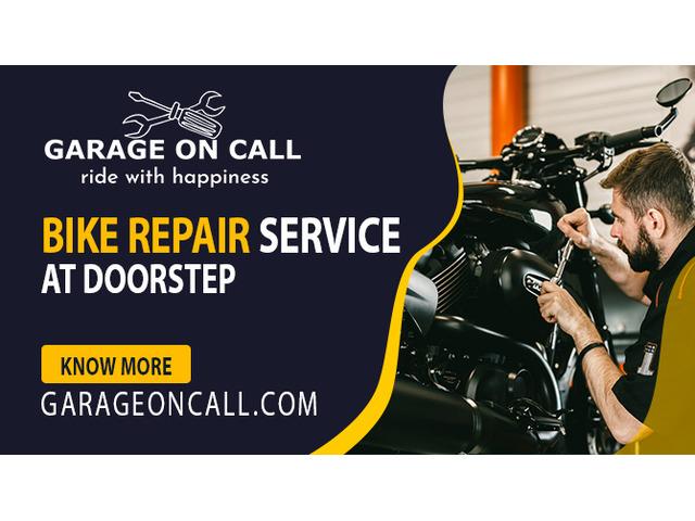 Doorstep Bike Service and Repairing - 8/10