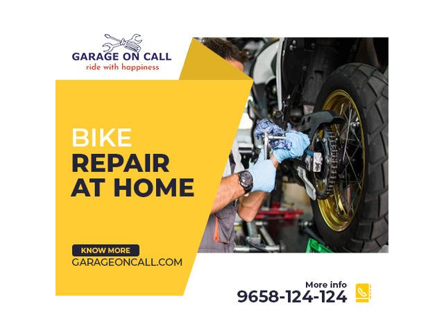 Doorstep Bike Service and Repairing - 9/10