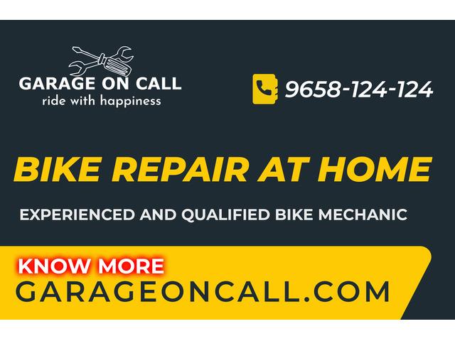 Doorstep Bike Service and Repairing - 10/10