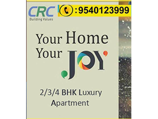 CRC Joyous Construction Update, CRC Joyous Floor Plan - 5/7
