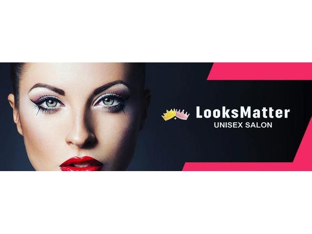 LooksMatter Unisex Salon - 1/10