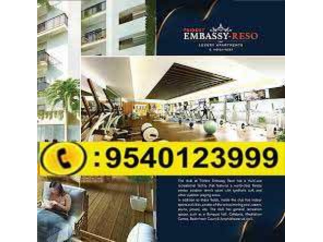 Trident Embassy Reso Noida West, Trident Embassy Reso Noida Extension - 3/5