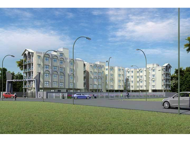 2 BHK Flats in Hooghly - 1/2