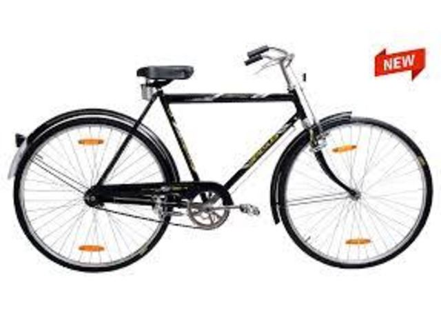 Hercules roaster cycle 1 year old with both new tyres any one want msg us - 1/1