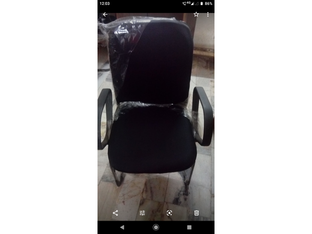 Official chair - 1/2