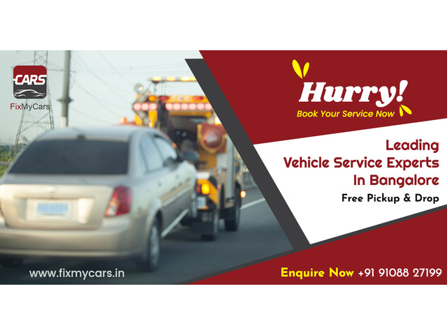 Trusted Car Service Center in Bangalore - 1/1