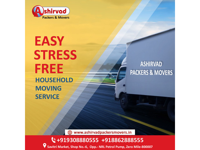 Ashirvad packers And movers in Muzaffarpur - Best packers and movers Muzaffarpur - 3/9