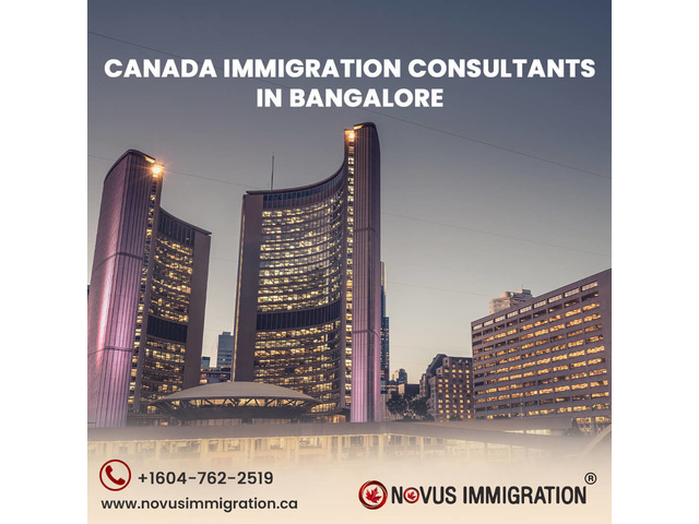 Canada immigration consultants in Bangalore - 1/1