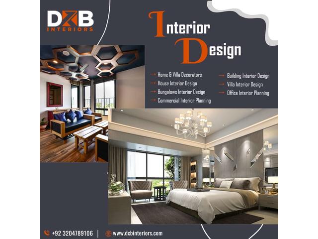 Book Leading Interior Design Company in Lahore, Islamabad - 1/1