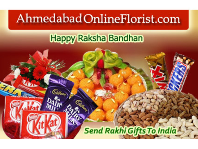 Get Same Day Delivery Gifts for Birthday in Ahmedabad - Cheap Prices, Secured Payment - 1/1