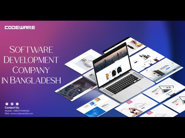 Web Design Company in Bangladesh | Software Development Company - 1/3
