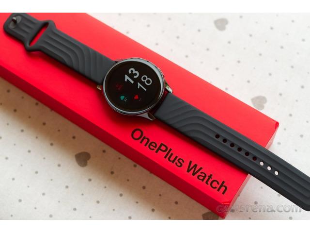 OnePlus Watch 2021 (Midnight Black) - 1/1