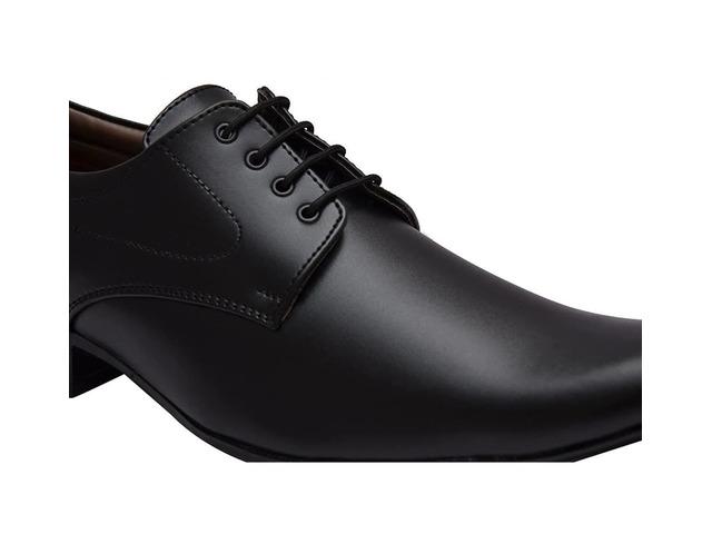 "Unboxed Mens formal shoe  size 8&9 ""SIR CORBETT"" brand - 3/6"