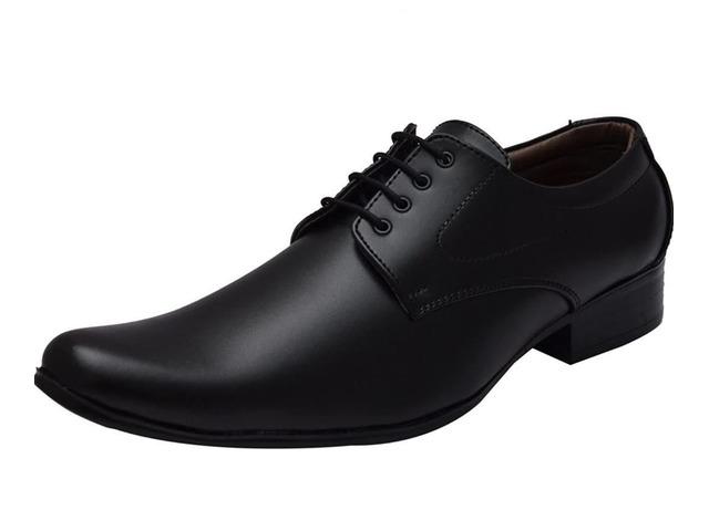 "Unboxed Mens formal shoe  size 8&9 ""SIR CORBETT"" brand - 4/6"