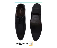 """Unboxed Mens formal shoe  size 8&9 """"SIR CORBETT"""" brand - Image 6/6"""