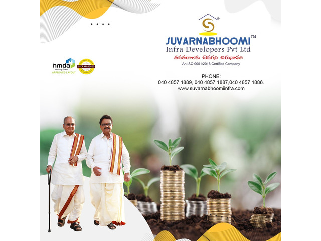 commercial plots for sale in Hyderabad - 1/3