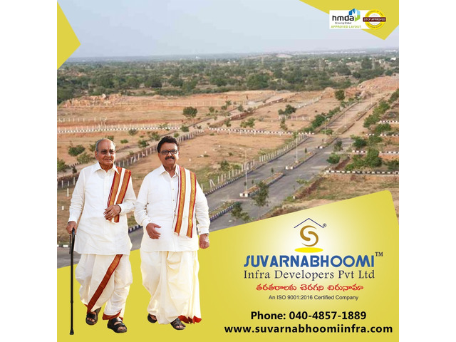 commercial plots for sale in Hyderabad - 2/3