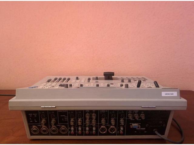 Panasonic AV Mixer - 2/3