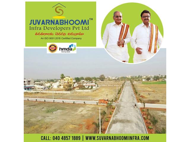 open plots for sale in Hyderabad - 1/2