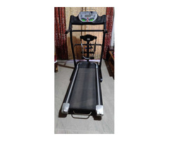 JSB HF39 Home Motorized Fitness Treadmill for Weight Loss 1.5HP (3HP Peak) - Image 1/5