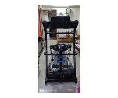 JSB HF39 Home Motorized Fitness Treadmill for Weight Loss 1.5HP (3HP Peak) - Image 3/5