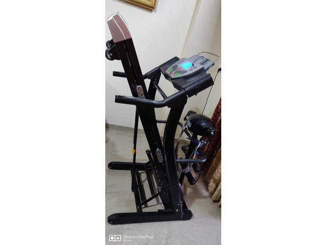 JSB HF39 Home Motorized Fitness Treadmill for Weight Loss 1.5HP (3HP Peak) - 5/5
