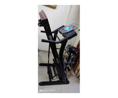 JSB HF39 Home Motorized Fitness Treadmill for Weight Loss 1.5HP (3HP Peak) - Image 5/5