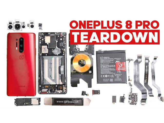 oneplus 8 pro motherboard - 1/1