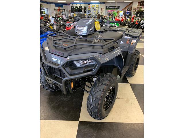Polaris Sportsman 850 - 450 ATV Four Wheeler - 1/1