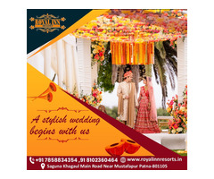 Royal inn resorts- best marriage hall in patna - Image 3/4