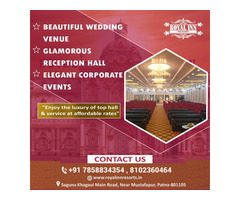 Royal inn resorts- best marriage hall in patna - Image 4/4