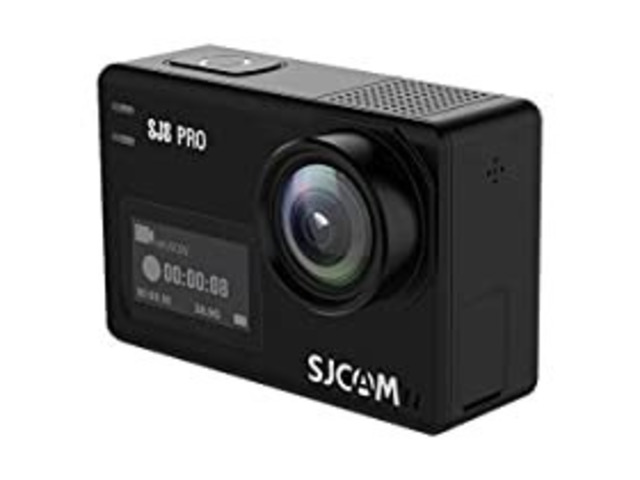 Sj8 pro with 2 battery and external charger - 1/1