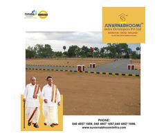 Plots for sale in Hyderabad   Suvarnabhoomi Infra Developers - Image 2/4