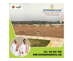 Plots for sale in Hyderabad   Suvarnabhoomi Infra Developers - Image 3/4