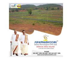 Plots for sale in Hyderabad   Suvarnabhoomi Infra Developers - Image 4/4