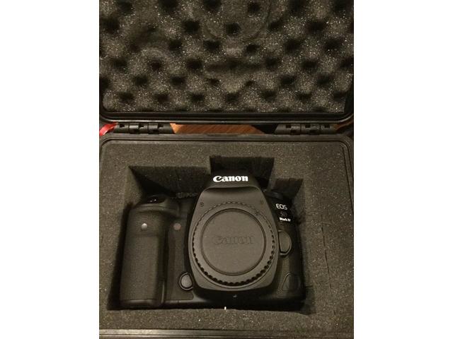 Canon EOS 5D Classic Camera-28-135mm Ultrasonic Lens-Filters-Flash - 1/2