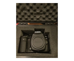Canon EOS 5D Classic Camera-28-135mm Ultrasonic Lens-Filters-Flash - Image 1/2