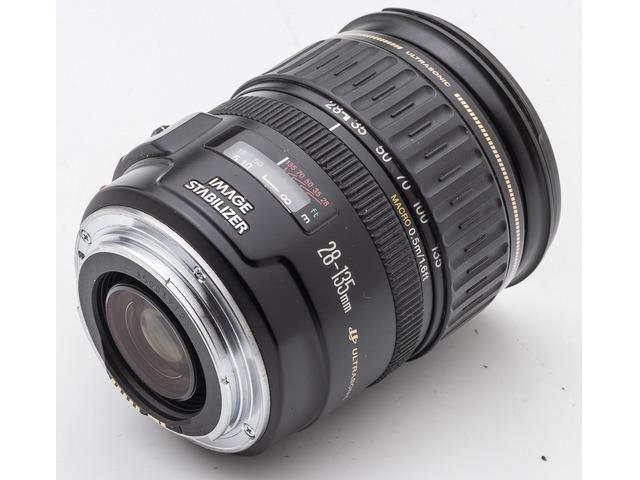 Canon EOS 5D Classic Camera-28-135mm Ultrasonic Lens-Filters-Flash - 2/2