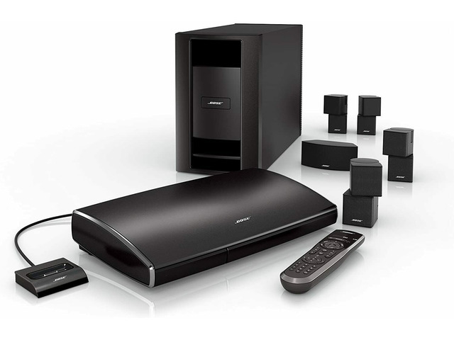 Bose Acoustimass 10 Series II Home Theater Speaker System - Black - 1/1