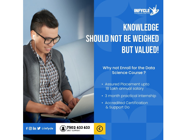 Best Data Science Training in Chennai | Infycle Technologies - 2/9