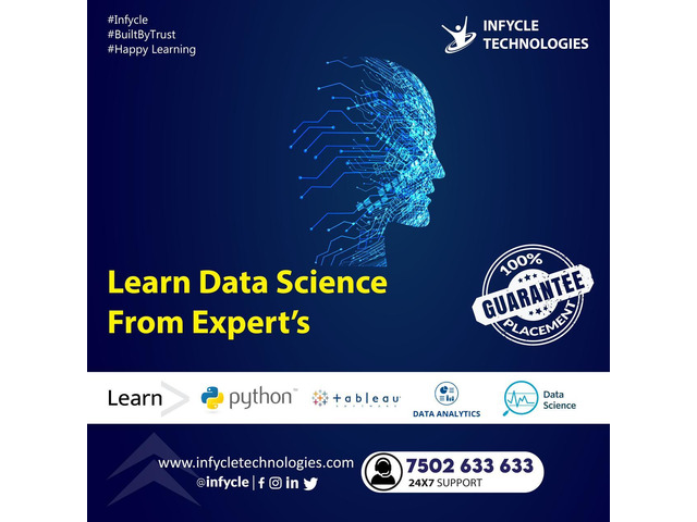 Best Data Science Training in Chennai | Infycle Technologies - 7/9