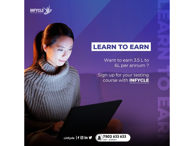 Best Data Science Training in Chennai | Infycle Technologies - 8/9