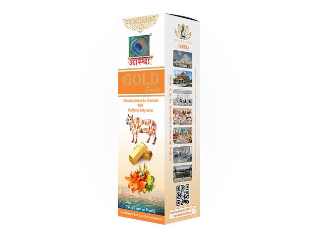 Buy Natural Air Freshener Spray Bottle Online - 1/2