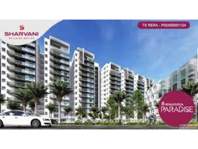 Gated Community Apartments for sale in Hyderabad|Sharvani| - 1/1