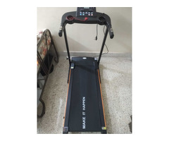 Maxpro Motorised Treadmill (Barely used for 1.5 months) - Image 2/3