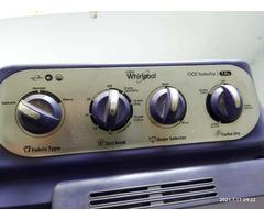 whirlpool wahing machine 7.kg - Image 2/7
