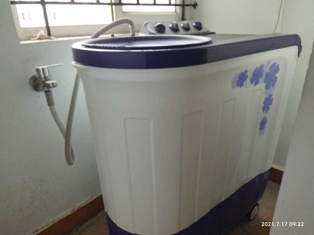whirlpool wahing machine 7.kg - 4/7