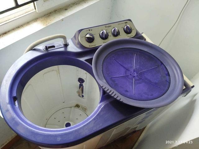whirlpool wahing machine 7.kg - 5/7