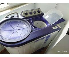 whirlpool wahing machine 7.kg - Image 6/7