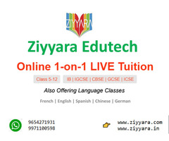 Get The Best One-On-One Live Online Tuition Classes - Image 1/4